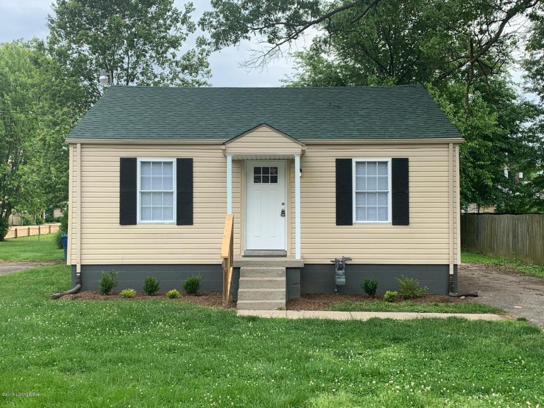2205 Elmhurst Ave, Louisville, Kentucky 40216, 2 Bedrooms Bedrooms, 4 Rooms Rooms,1 BathroomBathrooms,Residential,For Sale,Elmhurst,1531977
