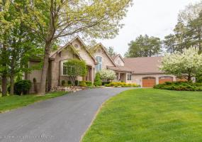 2448 Pine Hollow Drive, East Lansing, MI 48823, 4 Bedrooms Bedrooms, ,5 BathroomsBathrooms,Residential,For Sale,Pine Hollow,234392