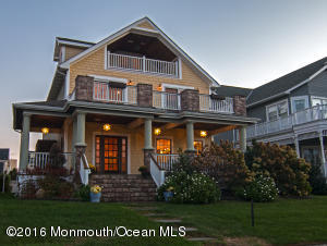 Welcome home to this fabulous custom seaside home just steps to the beach!