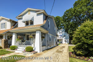 Property for sale at 605 1/2 Fletcher Lake Avenue, Bradley Beach,  New Jersey 07720