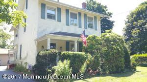 1867 Landmark Home ion Beautiful Large Park Like Property. Walk to Restaurants, Monmouth University, Shops, + More. Bike to Beach.
