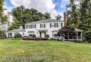 60 Tulip Lane, Colts Neck, NJ 07722