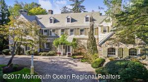 Magnificent Turtle Pond equestrian Estate in the heart of Rumson.