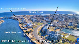 Property for sale at 40 Inlet Terrace, Belmar,  New Jersey 07719