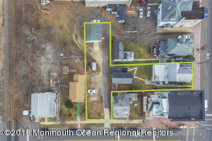 Property for sale at 405 + Lot Main Street, Bradley Beach,  New Jersey 07720