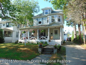 Property for sale at 413 Brinley Avenue, Bradley Beach,  New Jersey 07720