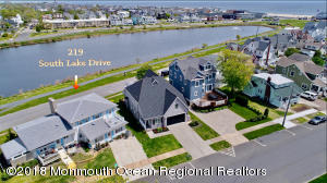 Property for sale at 219 S Lake Drive, Belmar,  New Jersey 07719