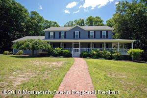 10 Mountain View Court, Millstone, NJ 08510