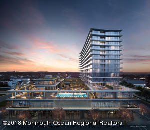 Property for sale at 1101 Ocean Avenue # 907, Asbury Park,  New Jersey 07712