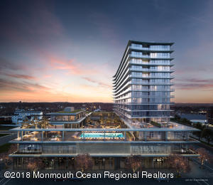 Property for sale at 1101 Ocean Avenue # 801, Asbury Park,  New Jersey 07712