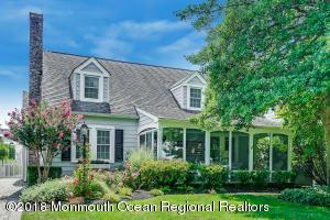 Property for sale at 316 Philadelphia Boulevard, Sea Girt,  New Jersey 08750