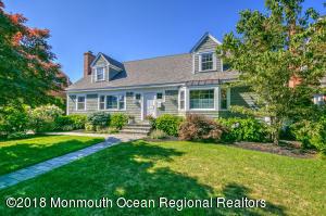 Property for sale at 411 Washington Boulevard, Sea Girt,  New Jersey 08750