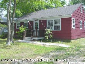 Property for sale at 151 Osborne Avenue, Bay Head,  New Jersey 08742