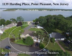 Property for sale at 1139 Harding Place, Point Pleasant,  New Jersey 08742