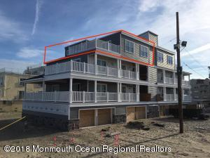 Top ocean front unit with awesome views of the ocean and boardwalk!