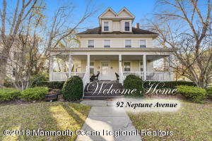 92 Neptune Avenue, Deal, NJ 07723