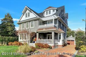 Property for sale at 103 Philadelphia Boulevard, Sea Girt,  New Jersey 08750