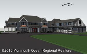 Exterior front rendering of this home TBB