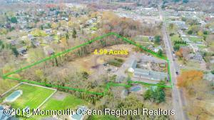 Property for sale at 1215 Sea Girt Avenue, Sea Girt,  New Jersey 08750