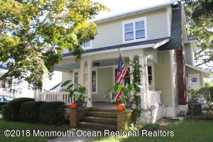 Property for sale at 413 5th Avenue, Bradley Beach,  New Jersey 07720