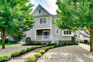 Property for sale at 116 Dartmouth Avenue, Point Pleasant Beach,  New Jersey 08742