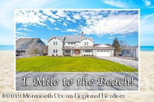 Property for sale at 1200 Magnolia Avenue, Sea Girt,  New Jersey 08750
