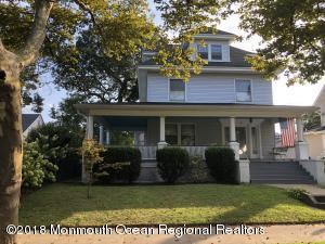 Property for sale at 405 Evergreen Avenue, Bradley Beach,  New Jersey 07720