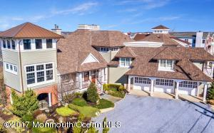 136A Ocean Ave is the finest waterfront property on the Jersey Shore!