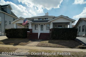 Property for sale at 109 3rd Avenue, Bradley Beach,  New Jersey 07720