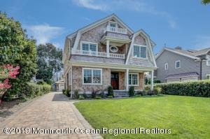 Property for sale at 302 Baltimore Boulevard, Sea Girt,  New Jersey 08750