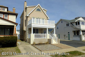 Property for sale at 108 Mccabe Avenue, Bradley Beach,  New Jersey 07720