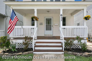 Property for sale at 611 Brinley Avenue, Bradley Beach,  New Jersey 07720