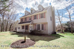 Property for sale at 4111 Squankum Allenwood Road, Wall,  New Jersey 07731