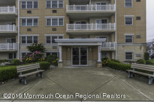 Property for sale at 200 Ocean Park Avenue # 1A, Bradley Beach,  New Jersey 07720