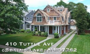 Property for sale at 410 Tuttle Avenue, Spring Lake,  New Jersey 07762