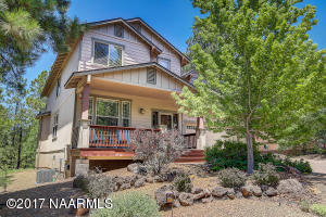 70 W Badger Creek Trail, Flagstaff, AZ 86005
