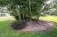Professionally Landscaped with River Rock