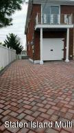 NEW PAVERED FRONT WITH DRIVEWAY