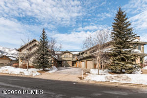5975 N Fox Point Circle, C1, Park City, UT 84098