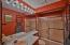 Tile Floor, Tub and Shower