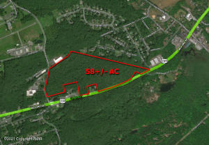Route 209, East Stroudsburg, PA 18301