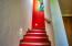 Stairwell with storage