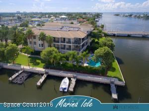 Property for sale at 4 Marina Isles Boulevard Unit 301, Indian Harbour Beach,  FL 32937