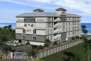 Property for sale at 6017 Turtle Beach Lane Unit 202, Cocoa Beach,  FL 32931