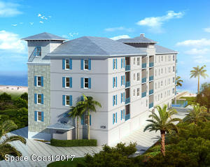 Property for sale at 1725 Highway A1a Unit 502, Indialantic,  FL 32903
