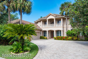 Property for sale at 385 Hammock Shore Drive, Melbourne Beach,  FL 32951