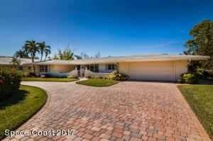 Property for sale at 1302 S Ramona Avenue, Indialantic,  FL 32903