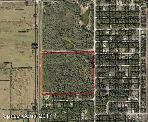 Property for sale at 000 Gaynor Drive, Palm Bay,  FL 32908
