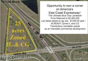 Property for sale at Tbd Indrio Road, Ft. Pierce,  Florida 34946