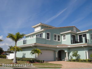 Property for sale at 122 Mediterranean Way, Indian Harbour Beach,  FL 32937